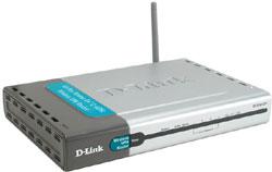 Интернет шлюз D-Link DI-824VUP( + )