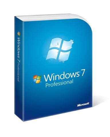 FQC-05347 Windows Professional 7