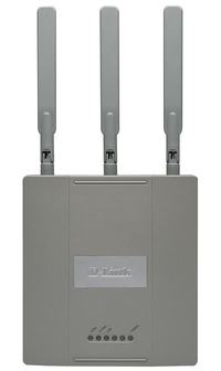 D-Link DAP-2590 802.11n Dualband Access Point, up to 300Mbps, with PoE support
