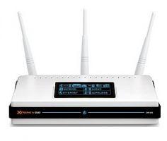 D-Link DIR-855 802.11a / n DualBand + 4-port UTP 10 / 100 / 1000Mbps + 1-port UTP 10 / 100 / 1000 Mbps for WAN