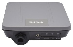 D-Link DAP-3220 Точка доступа внешняя 108G с поддержкой PoE