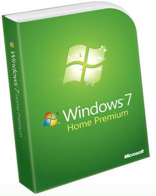 GFC-02089 Windows Home Premium 7