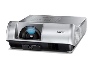 Проектор Sanyo PLC-WL2503