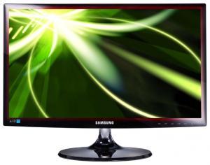 "LCD Монитор Samsung 18.5"" S19B370B, Glossy Black"
