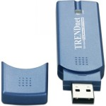 WiFi адаптер TRENDnet TEW-444UB