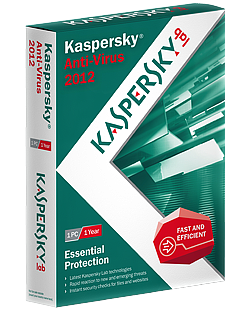 Kaspersky Anti-Virus 2012