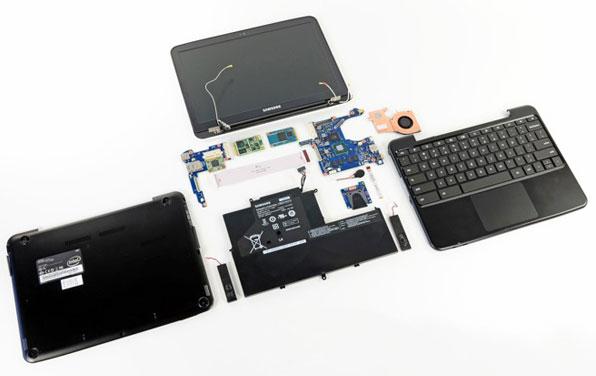 хромбук Samsung