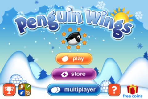 Penguin Wings