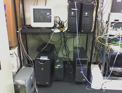 старая  серверная
