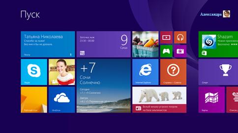 операционная система Windows 8.1