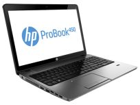 "E9X98EA ProBook 450 i7-4702MQ / 8Gb / 1Tb / DVDRW / HD8750M 2Gb / 15.6"" / HD / 1366x768 / Win 8 Pro downgrade to Win 7 Pro 64 / grey / BT4.0 / 6c / WiFi / Cam"
