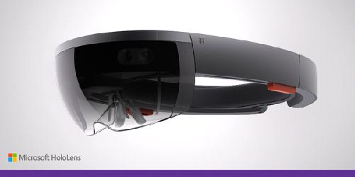 Голографические очки HoloLens