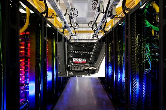 Жесткие диски для центров обработки данных