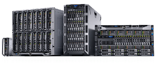 сервера PowerEdge 13-го поколения