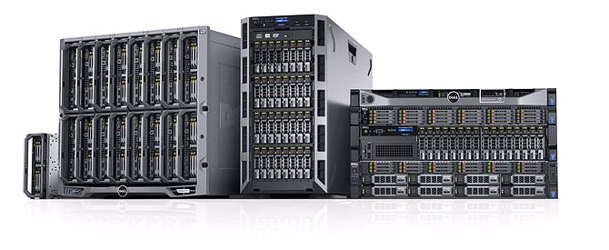 серверы  PowerEdge 13-го поколения