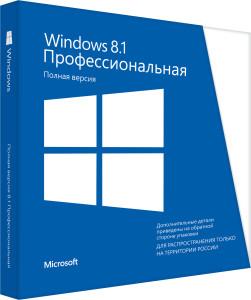 Windows 8.1 Профессиональная (Все языки)