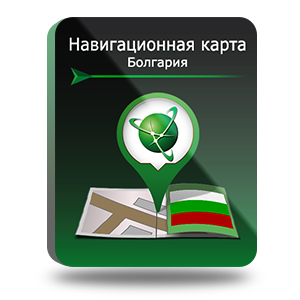 Пакет карт Болгария