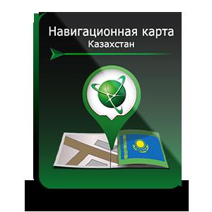 Пакет карт Республика Казахстан