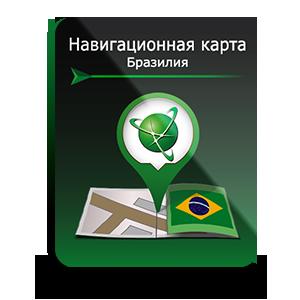 Пакет карт Бразилия