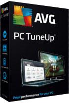 AVG PC TuneUp 2015 3 ПК 1 год