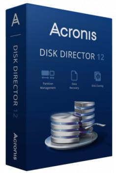 Acronis Disk Director 12 1 ПК