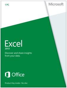 Excel 2013 Русский. Некоммерческая версия (электронная лицензия)