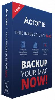Acronis True Image для Mac 3 ПК