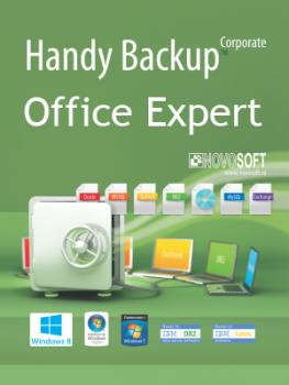 Handy Backup Office Expert 7 (5 - 9)