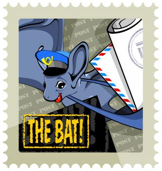 BatPost Server на 50 учетных записей