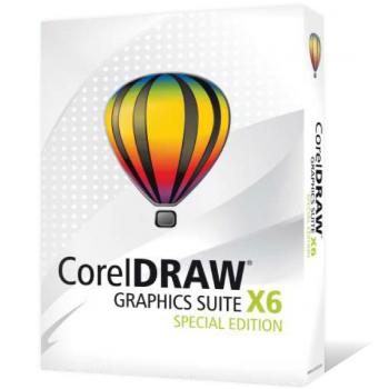 CorelDRAW Graphic Suite X6 Special Edition ESD RU
